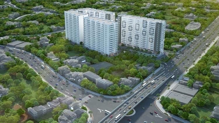Các dự án căn hộ chung cư tại thủ đức