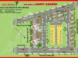 Dự án Happy Garden
